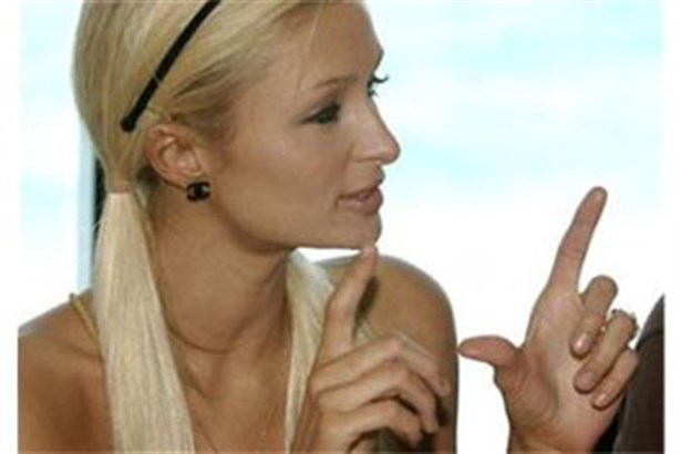 Paris Hilton evlat edinecek